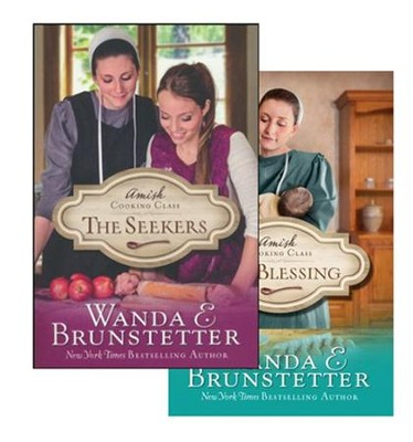 The Amish Cooking Class Series, Volumes 1 & 2  -     By: Wanda E. Brunstetter