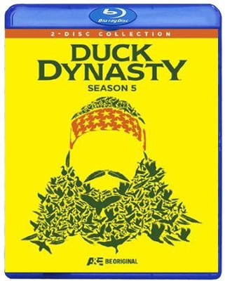 Duck Dynasty: Season 5, Blu-ray   -