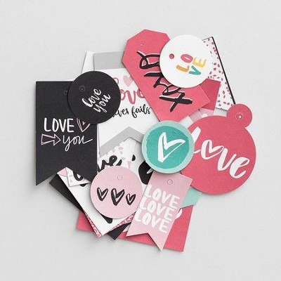 You Are Loved, Gift Tags  -