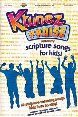 Scripture Songs for Kids - Choral Book   -     By: Brian Hitt, Luke Gambill