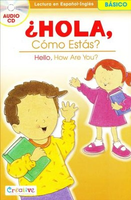 Hello, How Are You? English/Spanish Reader with Read-Along CD  -