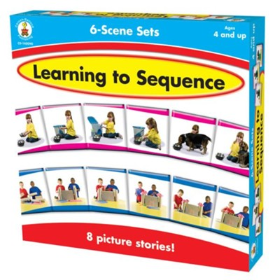 Learning to Sequence 6 Scene Set   -