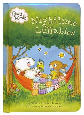Really Woolly Nighttime Lullaby, Board Book - Slightly Imperfect  -     By: Bonnie Rickner Jensen