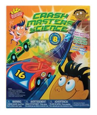 Crash Master Science   -