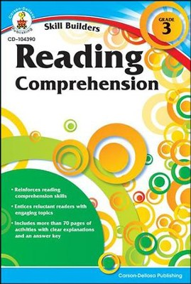 Skill Builders Reading Comprehension Grade 3  -