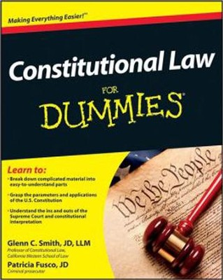 Constitutional Law For Dummies  -     By: Patricia Fusco
