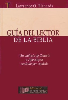 Guía del Lector de la Biblia  (The Bible Reader's Companion)  -     By: Lawrence Richards