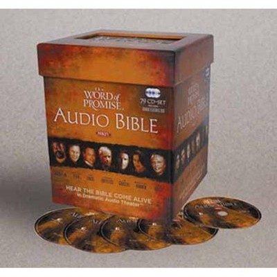 The Word of Promise, NKJV--Complete Bible on CD   -