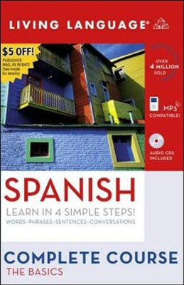 Complete Spanish: The Basics  -     By: Living Language