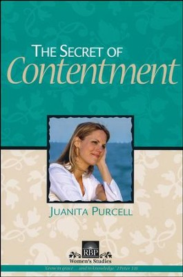 The Secret of Contentment, RBP Women's Studies   -     By: Juanita Purcell