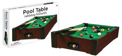 Tabletop Pool Table  -