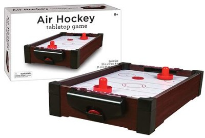 Tabletop Air Hockey  -