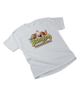 Babylon: Adult Theme T-shirt, X-Large (46-48)  -