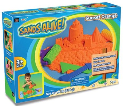 Sands Alive!, Sunset Orange  -