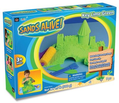 Sands Alive! Keylime Green  -