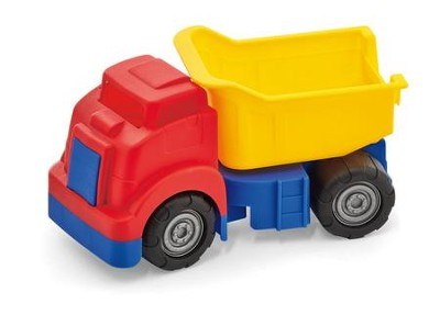 Big Tuffies Dump Truck  -