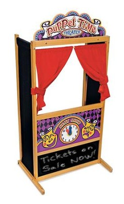 Deluxe Puppet Theater  -