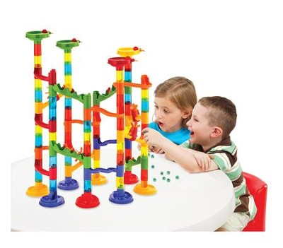 Tricky Marble Run  -
