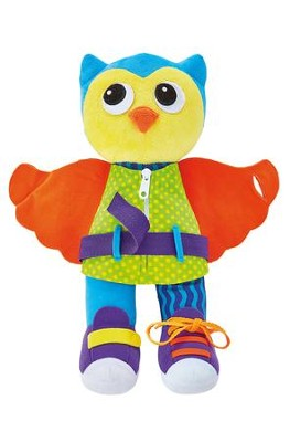 Dress Me Up Owl  -