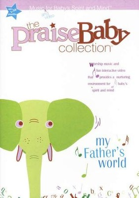 The Praise Baby Collection: My Father's World, DVD   -