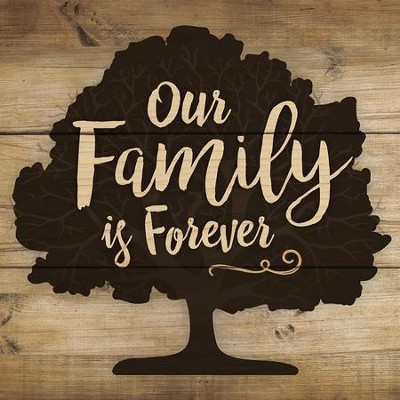 Our Family Is Forever Coaster, Small  -