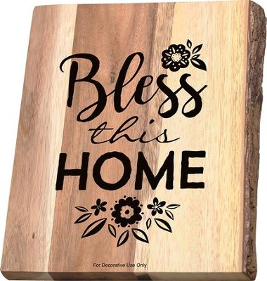 Bless this Home Cutting Board  -