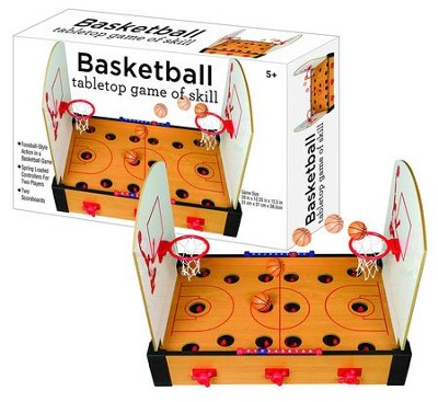 Tabletop Basketball Game  -