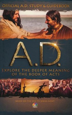 A.D. Official Study & Guidebook    -