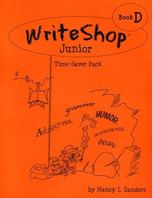 Write Shop Junior Time-Saver Pack, Book D   -     By: Nancy I. Sanders