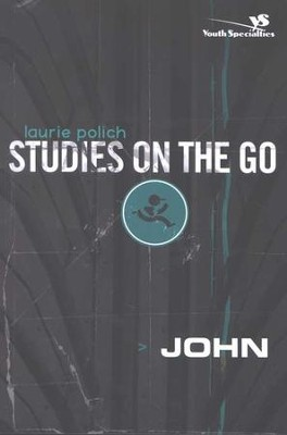 Studies on the Go: John   -     By: Laurie Polich