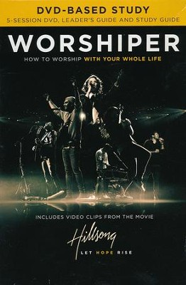 Worshiper DVD Study Kit  -