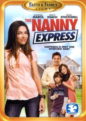 The Nanny Express, DVD   -