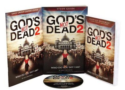 God's Not Dead 2 DVD Study Kit  -