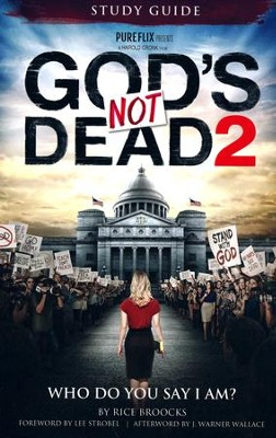 God's Not Dead 2 Study Guide  -