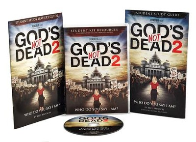 God's Not Dead 2 DVD Student Study Kit  -