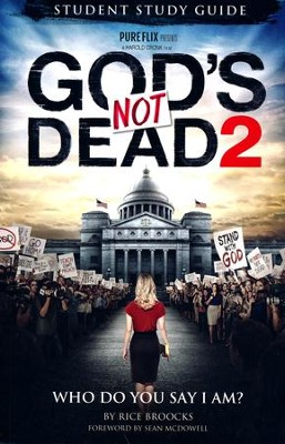 God's Not Dead 2 Student Study Guide  -