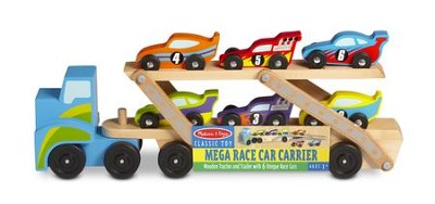 Mega Race Car Carrier  -