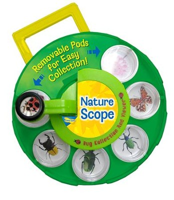 Rotating Multi Chamber Nature Scope  -