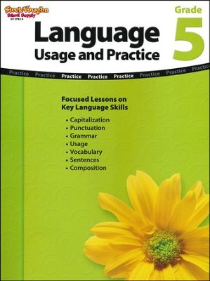 Language: Usage and Practice Grade 5  -