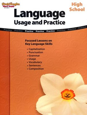 Language: Usage and Practice (High School)  -
