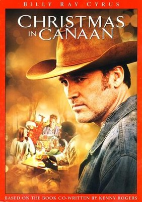 Christmas in Canaan, DVD   -     By: Billy Ray Cyrus