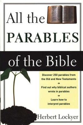All the Parables of the Bible  - Slightly Imperfect  -