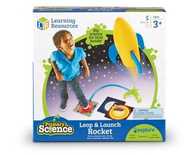 Leap & Launch Rocket  -
