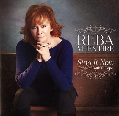 Sing It Now: Songs of Faith and Hope Vinyl  -     By: Reba McEntire