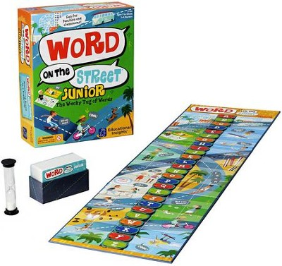 Word on the Street Game, Junior Edition   -
