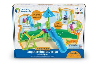 STEM, Engineering & Design Building Kit  -