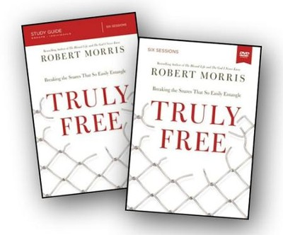 Truly Free, Study Guide/DVD Pack   -     By: Robert Morris