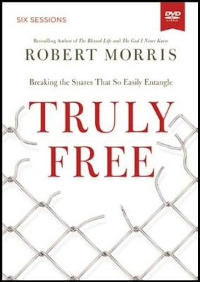 Truly Free, DVD Study    -     By: Robert Morris