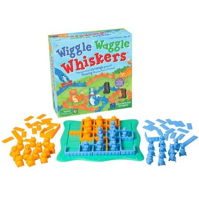 Wiggle Waggle Whiskers Game  -