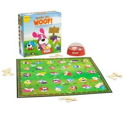 Ready, Set, Woof Game  -